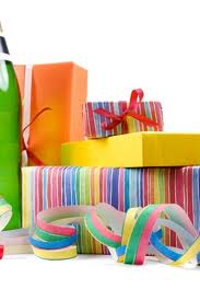 Go Green Wrapping Paper