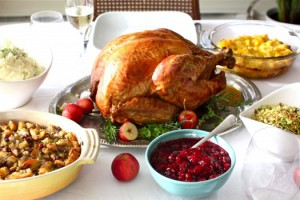 Give Thanks For Turkey