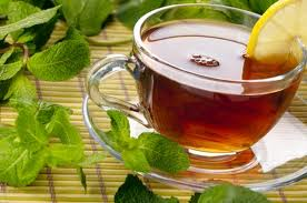 Herbal Tea With Lemon
