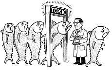 Toxic Tuna