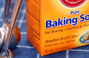 Green Spring Cleaning - Baking Soda