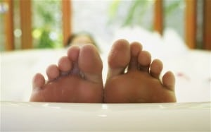 Japanese Art Of The Bath