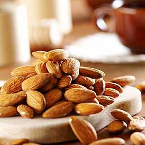 Food For Beautiful Skin - Almonds